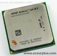 AMD Athlon 64 X2 ADO3600IAA4CU 3600+ 2.0GHz dual core CPU Proces