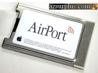 APPLE AIRPORT PC24-H WIRELESS CARD 802.11b POWER MAC G4 Canada 5