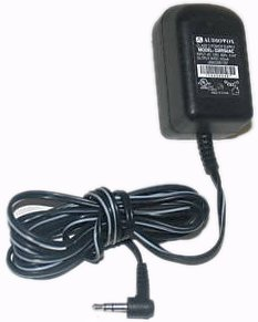 AUDIOVOX GMRS6AC AC ADAPTER 9VDC 200mA USED STEREO MONO PLUG POW