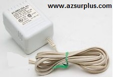 Atlinks USA A21220N AC ADAPTER 12VDC 200mA shielded wire no conn