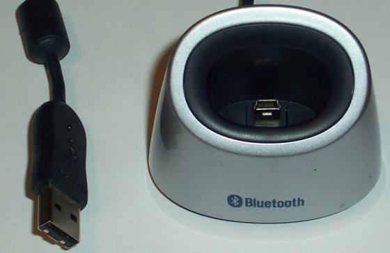 BLUETOOTH USB CRADLE