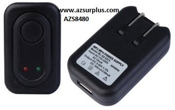 CD-02 6VDC 400mA 0.4A USB A female AC ADAPTER POWER SUPPLY MP3 M