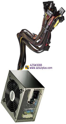 COOL MASTER RS-600-ASAA 600W PSU iGreen Power Supply With Active