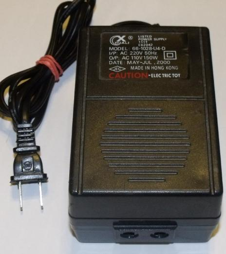 CX HUALI 66-1028-U4-D AC ADAPTER 110V 150W POWER SUPPLY * CONDI