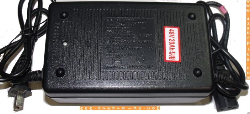 DZM482005 ADAPTER 48-59VDC 2.8A POWER SUPPLY 500W SCOOTER GIOVAN