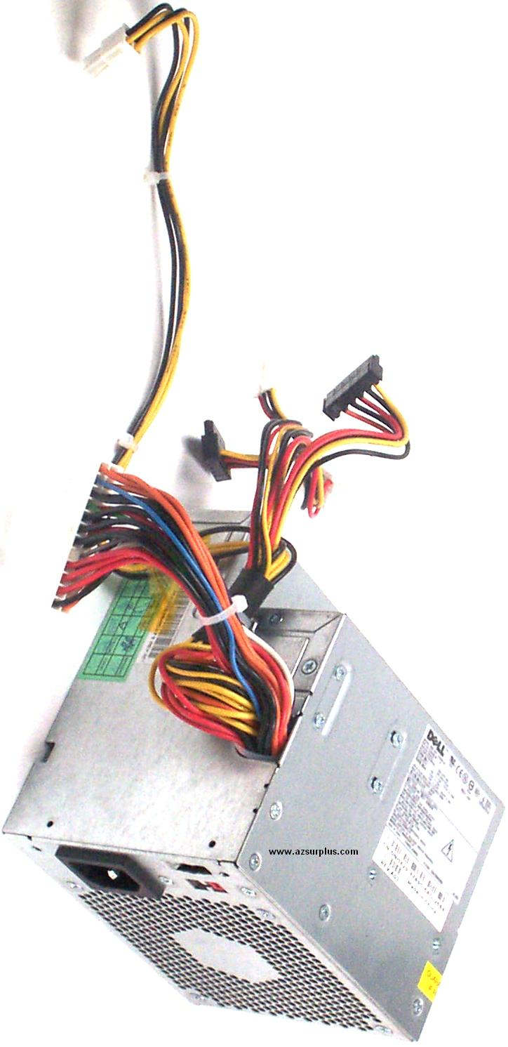 Dell H280P-01 280W Switching Power Supply Used HP-Q2828F3P Optip