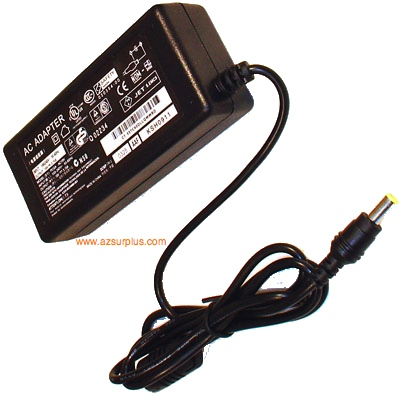 Finecom AD-6019V Replacement AC Adapter 19VDC 3.15A 60W Samsung