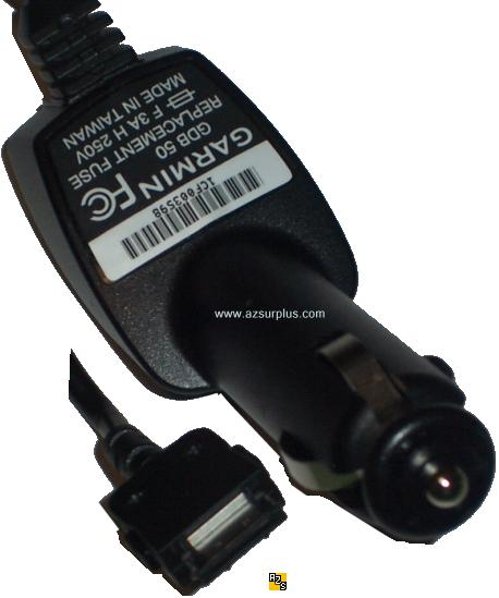 GARMIN GDB 50 CAR ADAPTER 12VDC to 5V MSN Direct Receiver