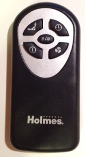 HOLMES 1.5VX2 R03 AAA REMOTE CONTROL USED FOR FAN