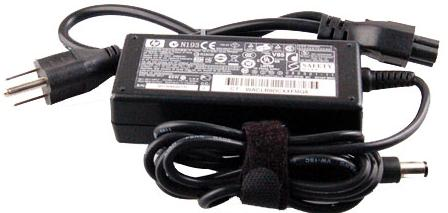 HP ADP-65HB N193 BC AC ADAPTER 18.5Vdc 3.5A USED -(+) PPP009D