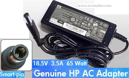 Replacement HP PA-1650-32HC AC ADAPTER 18.5VDC 3.5A 5x7.4mm PPP0