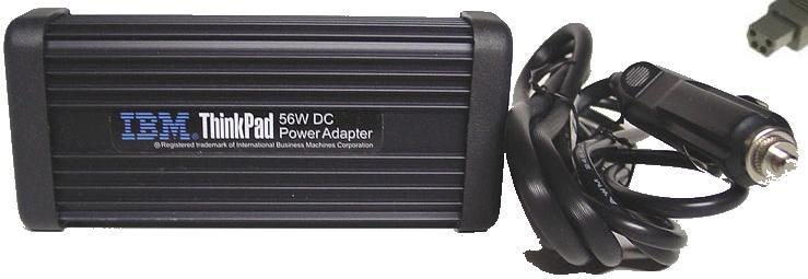 IBM 02K3882 AC ADAPTER 16V DC 5.5A CAR CHARGER POWER SUPPLY