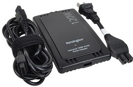 KENSINGTON 33197 PORTABLE AC ADAPTER 12-16VDC 0-6.5A 120W MAX US