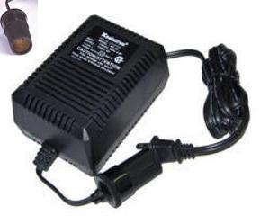 KOOLATRON ABC-1 AC ADAPTER 13V DC 65W USED BATTERY CHARGER 120V