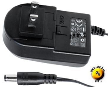 LEI IU15-2120100-WP AC ADAPTER 12V 1A PLUG IN CLASS 2 TRANSFORME