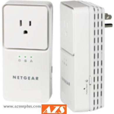 NETGEAR XAVB2501 Powerline AV+ 200 Ultra Adapter New Power Line