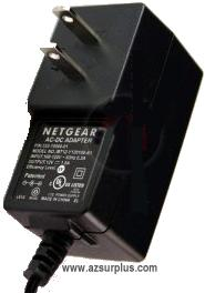 Netgear R005WA0509 AC ADAPTER 5VDC 1A DIRECT PLUG IN switching P