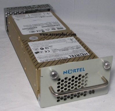 NORTEL RPS15 PSU 47.72VDC 12.5A Ethernet Routing Switch RPS 15 R