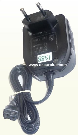 PHILIPS 4222 029 01250 AC ADAPTER 230V 115A SHAVER CHARGER USED