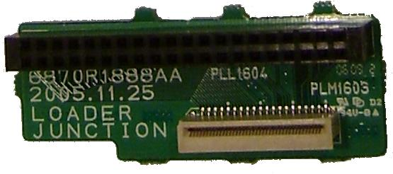PHILIPS LG 6870R1888AA Loader Junction IDE INTERFACE Board BARE