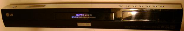 FRONT PANEL FOR PHILIPS LG LRA-760 SUPER MULTI DVD RECORDER