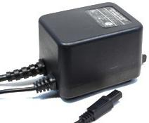 PS571245D AC ADAPTER 33VDC 200mA 12V 500mA USED 3PIN FEMALE CONN