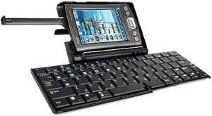 Palm 3169WWZ wireless IR Foldable Universal keyboard Infrared f