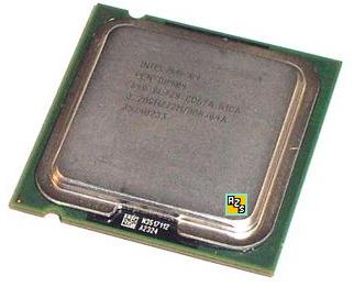 INTEL P4 640 SL7Z8 3.2 GHz CPU 800 MHz 2 MB L2 Cache