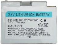 BATTERY ER-S710A 3.7V 600mAh Li-ion Sony Ericsson 600 700 Cell P