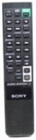 SONY RM-S175 AUDIO SYSTEM REMOTE CONTROL USED FEW SCRATCHES