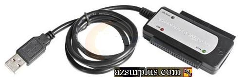STARTECH USB2SATAIDE USB 2.0 to SATA IDE Adapter