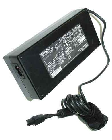 TOSHIBA PA3507U-1ACA AC ADAPTER 15VDC 8A DESKTOP POWER SUPPLY