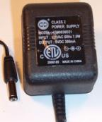 u090030d21 AC ADAPTER 9V 300MA 7.5W CLASS 2 POWER SUPPLY