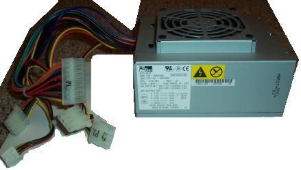 ACBEL API-9635 ATX 155W POWER SUPPLY Desktop