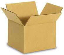 "Plain 6 x 5 x 4"" 25 Pieces Corrugated Mailer Boxes shipping NEW"