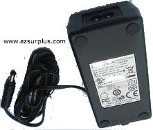 DVE DSA-20D-12 2 AC ADAPTER 12VDC 1A SWITCHING POWER SUPPLY
