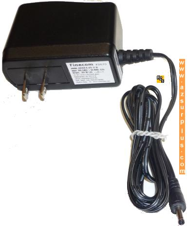 FINECOM AG2412-B_OTE-17-13 AC Adapter 13V DC 1.3A REPLACEMENT PO