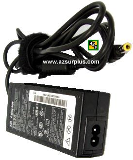 Replacement AC Adapter 16VDC 4.5A 72W X2660 SWITCHING Power Supp