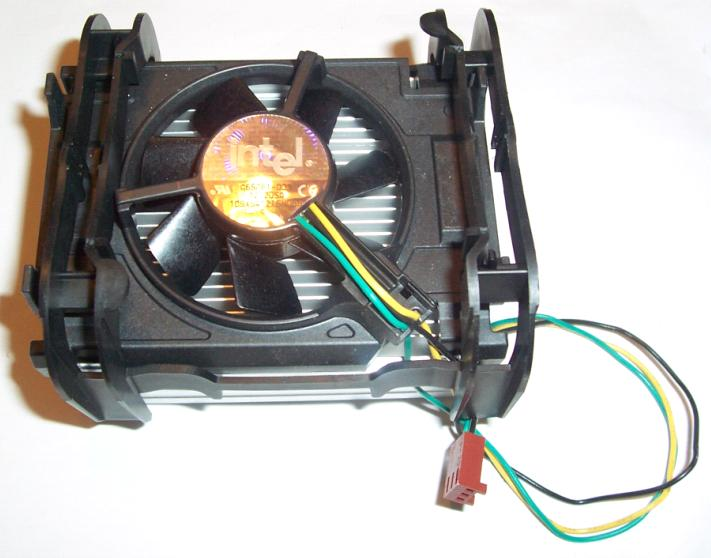 Sanyo Denki Intel A65061-003 P4 Socket 478 Cooling Fan