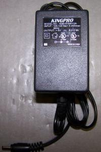 KINGPRO KAD-0105012A AC ADAPTER 5V 2.5A POWER SUppl AC ADAPTOR