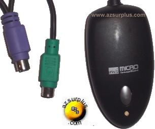 MICRO INNOVATIONS WIRELESS RECEIVER