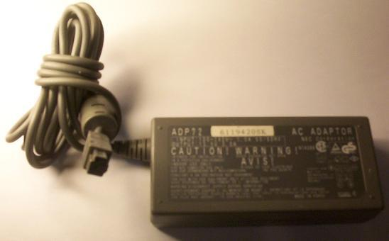 NEC ADP72 AC ADAPTER 13.5V 3A NEC Notebook Laptop Power Supply 4