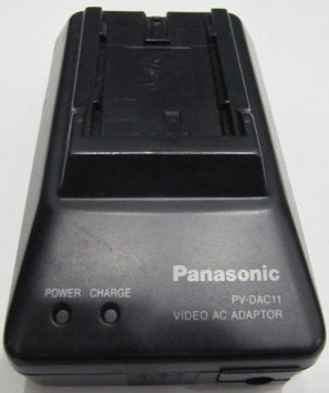 PANASONIC PV-DAC11 VIDEO AC ADAPTER 8.4V 7.8V DC 1.2A 1.4A