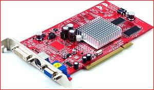 PowerColor Radeon R92P-SC3 PCI VIDEO CARD 9200SE/9250SE 128MB DD